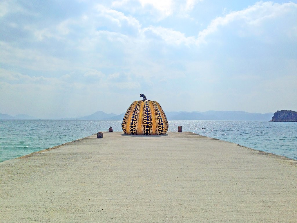 Naoshima The Seto Inland Sea Island That Is The Holy Land Of Modern Art Enjoy The Charms Of