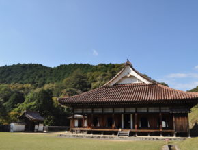 Shuzutani school has been designated as Japan Heritage