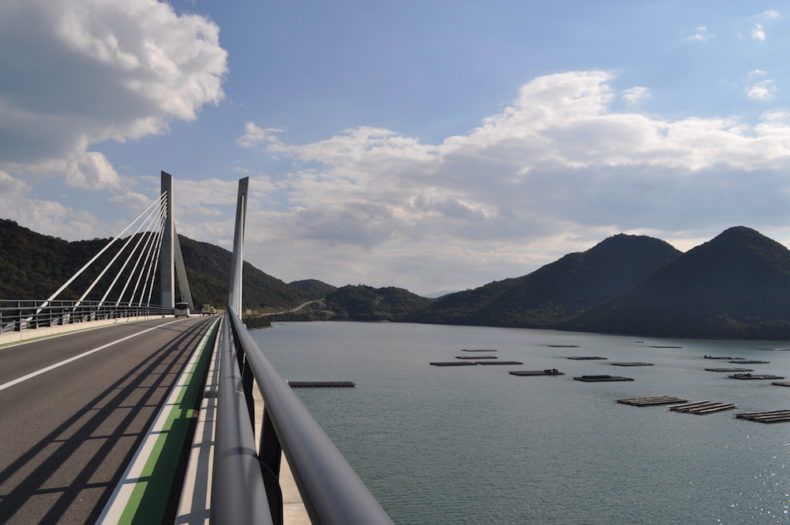 Bizen Hinase bridge
