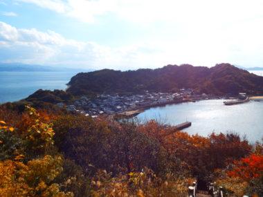 The scenery of Nogutsuna island