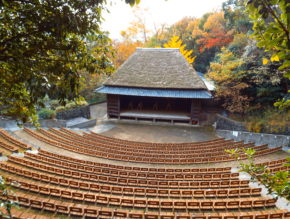 the old kabuki theatre