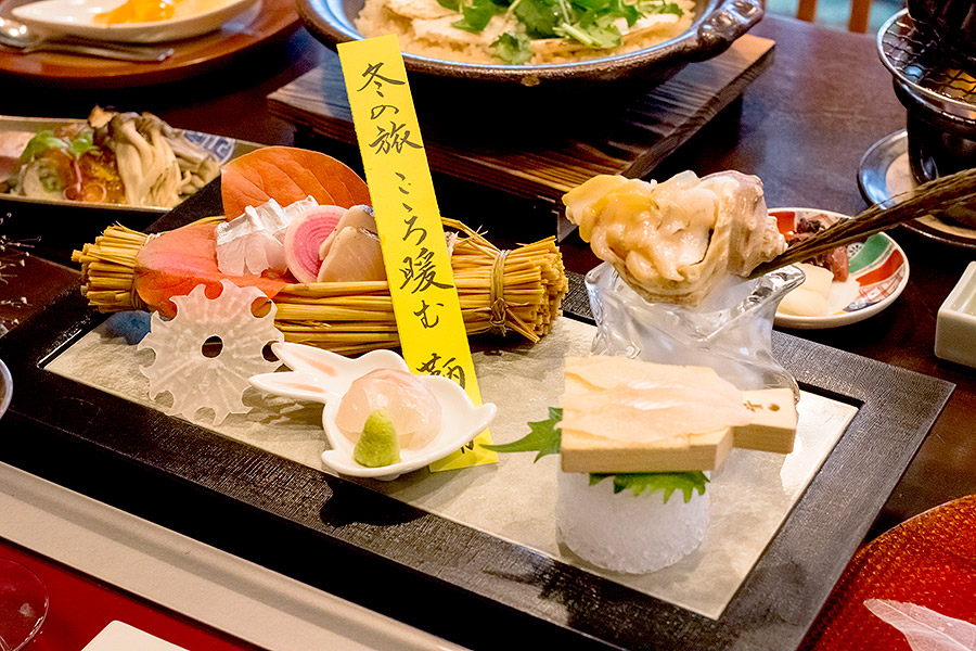 "Ochi Kochi's ""gorgeous lunch"" easily lives up to its name."