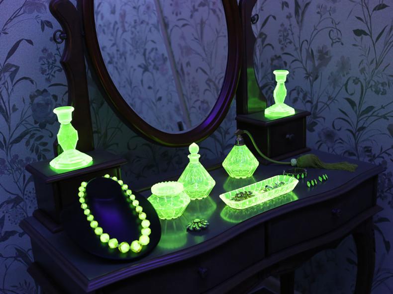 の 森 ガラス 美術館 妖精