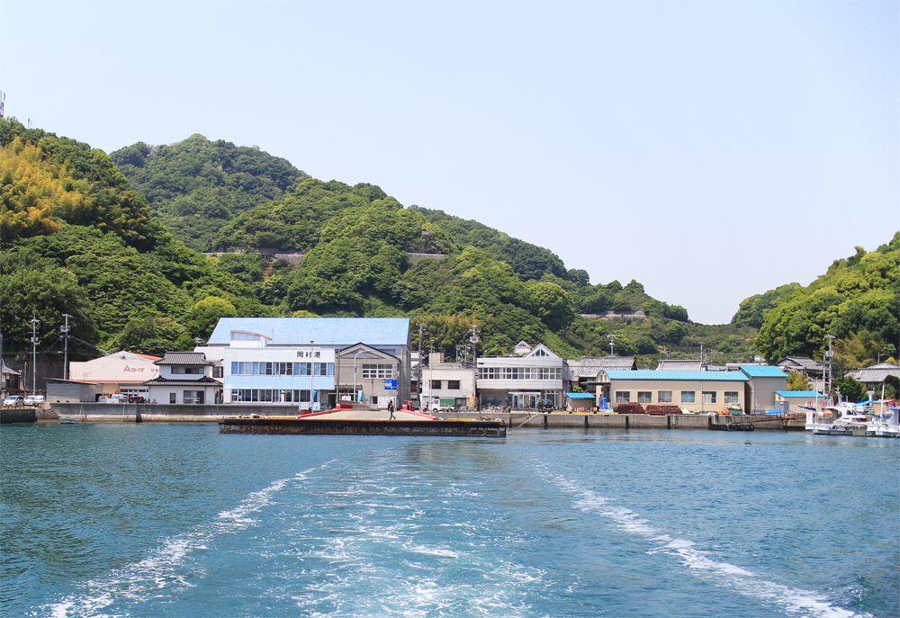 懐かしい風景に出会える島/岡村...
